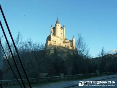 Senderismo Segovia - Riberas de los ríos Pirón y Viejo; viaje exclusivo; senderismo por cuenca
